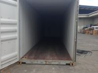 Unloading containers of new scaffold in Auckland