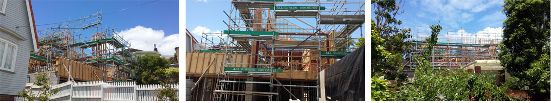 all scaffolding residential herne bay
