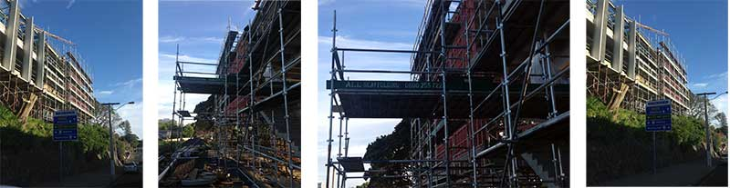 St Peters College Scaffolding web