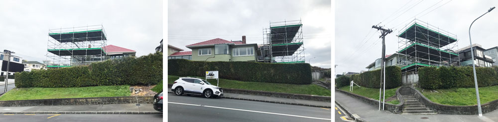 all scaffolding new building scaffolding st heliers auckland
